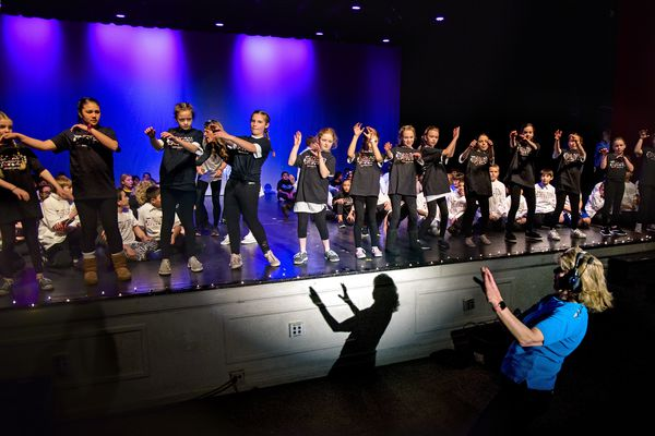 The finale: Haddonfield's talent mom takes her last bow after putting on school show for 18 years