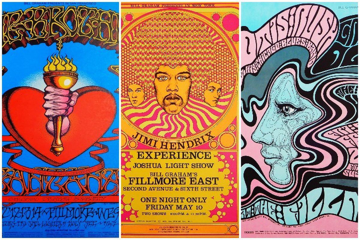 A once-in-a-lifetime auction of rock posters is happening in Bucks County and online