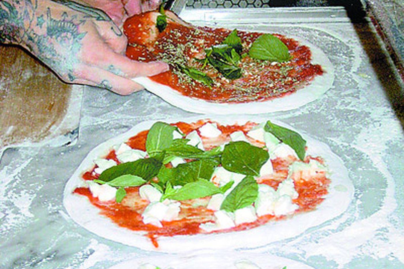 Stephen Starr goes in search of the perfect pizza
