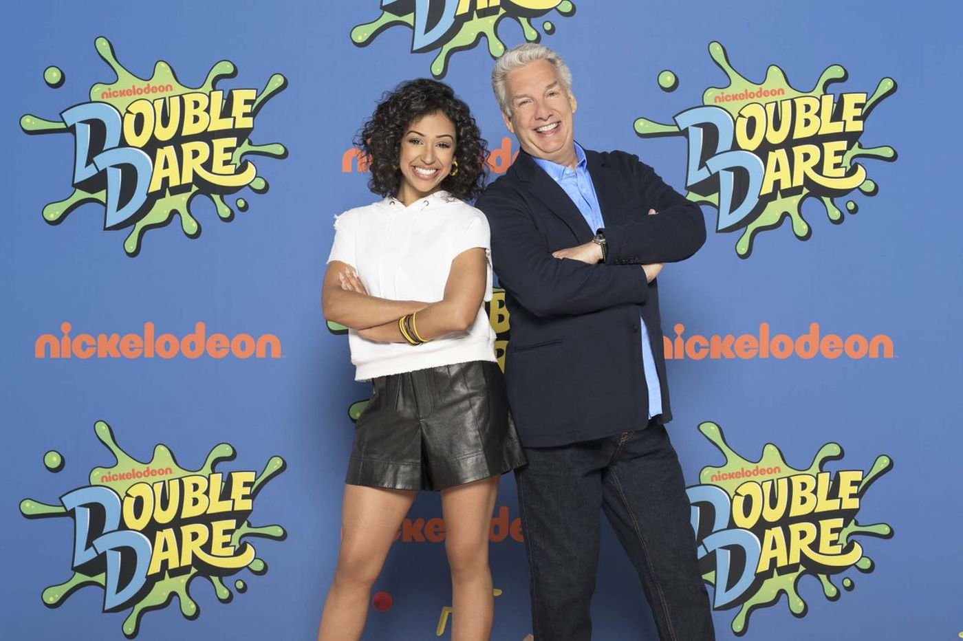 'Double Dare' returns next month, and Philly's Marc Summers will be part of it