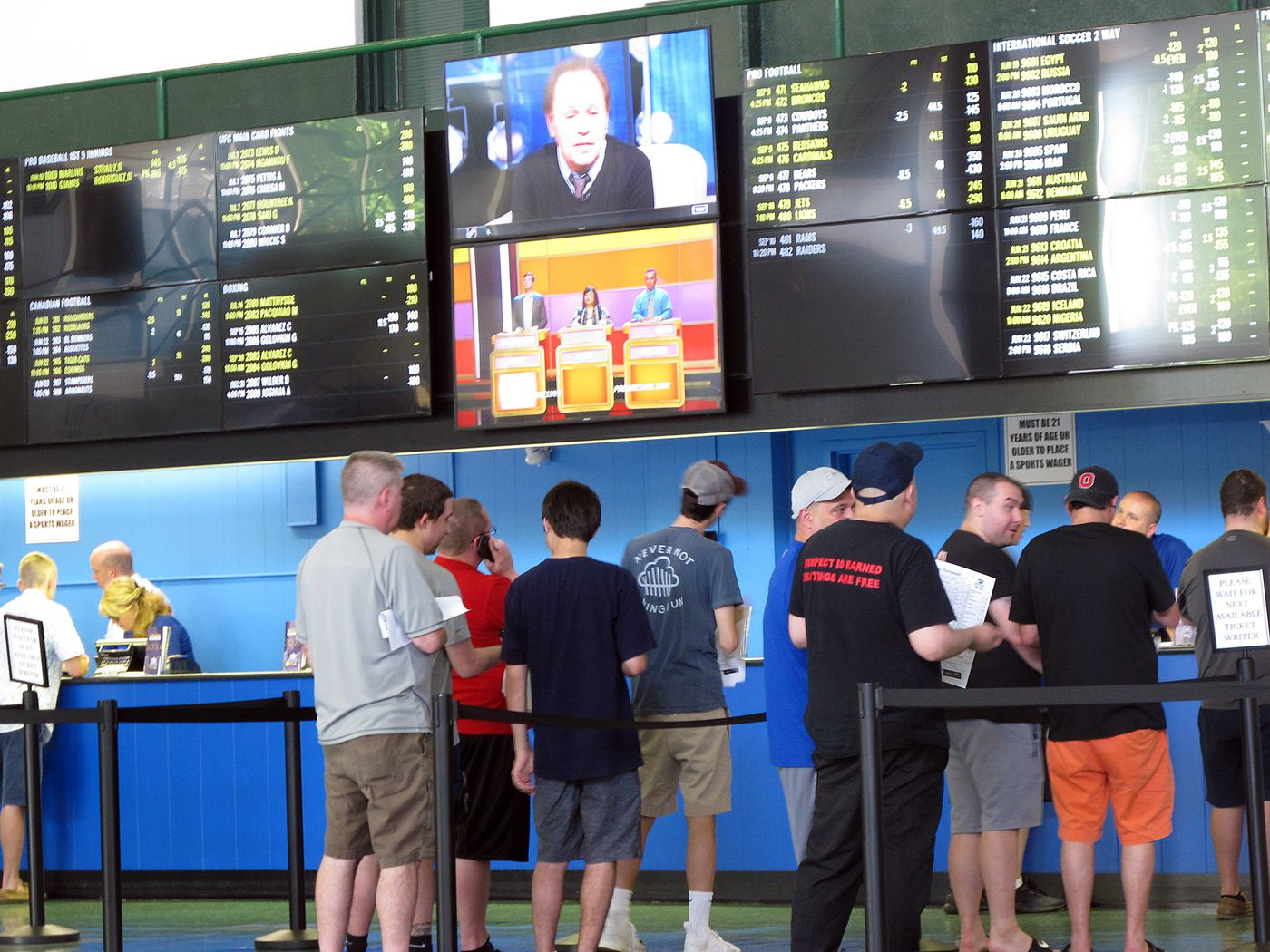 Monmouth park racetrack sports betting bmw pga golf betting tips
