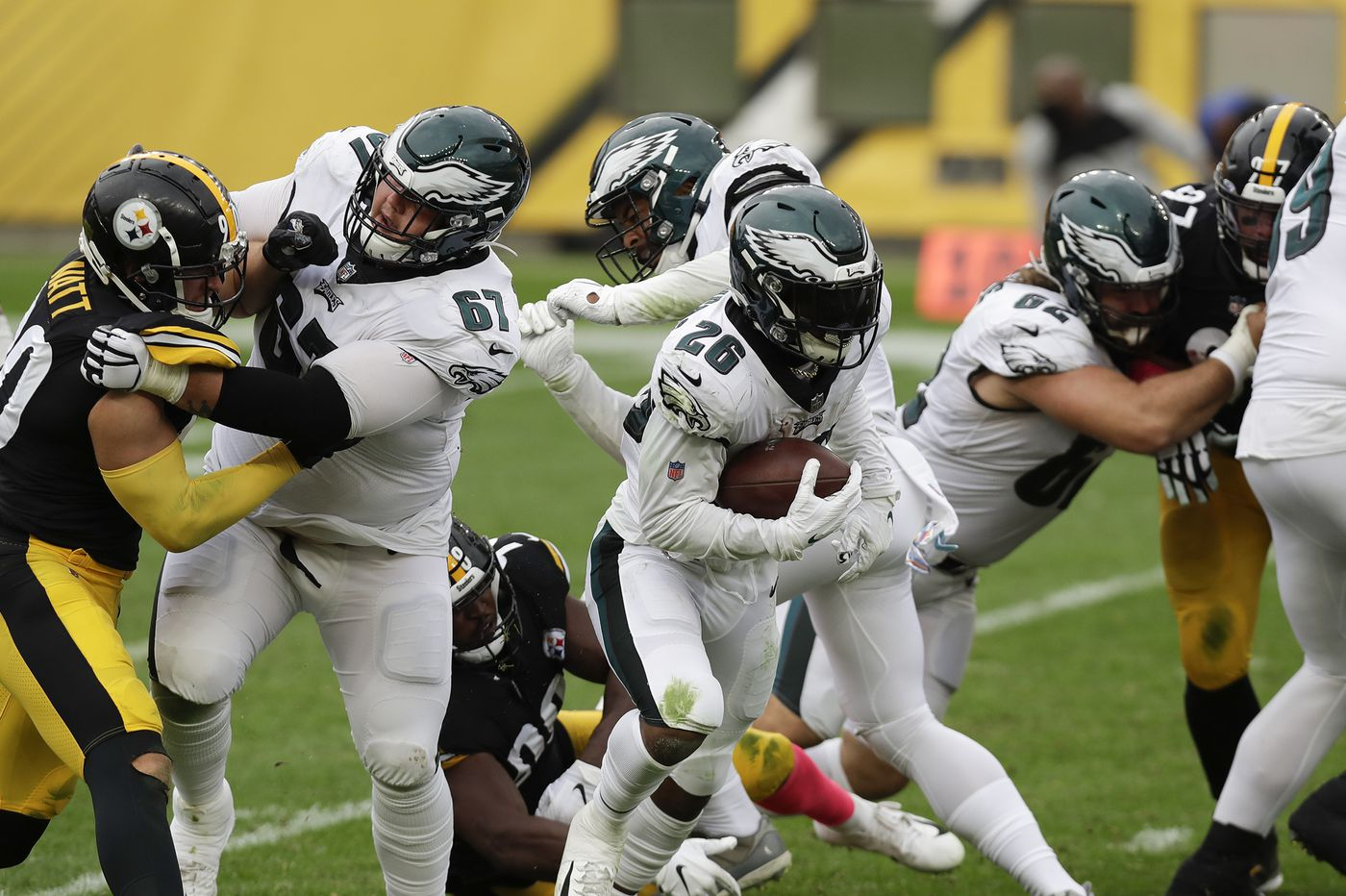 How the Eagles and Ravens match up, keys to the game, and a prediction