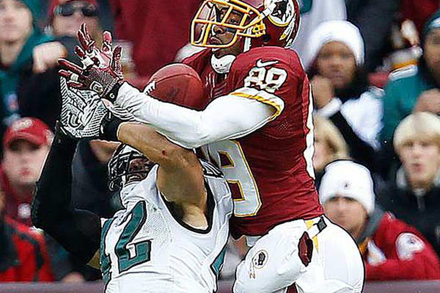 Further preview: Inside Eagles-Redskins
