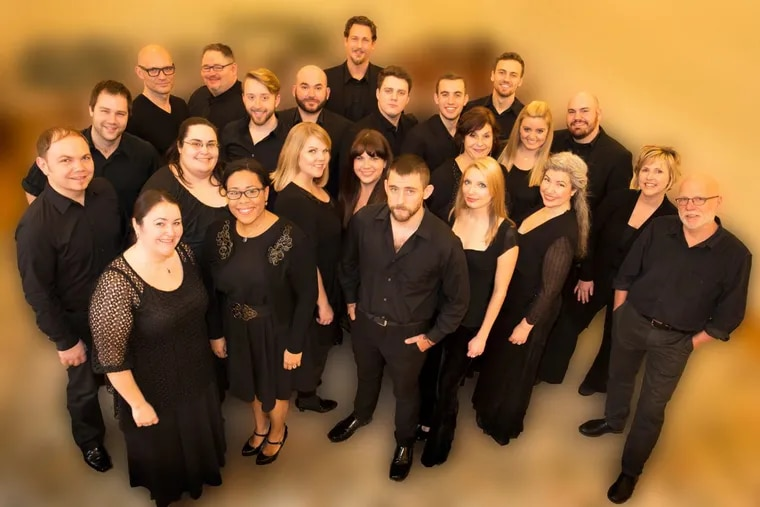 The Crossing, Philadelphia's nationally recognized new-music choir, is back for Christmas following its recent Grammy nomination.