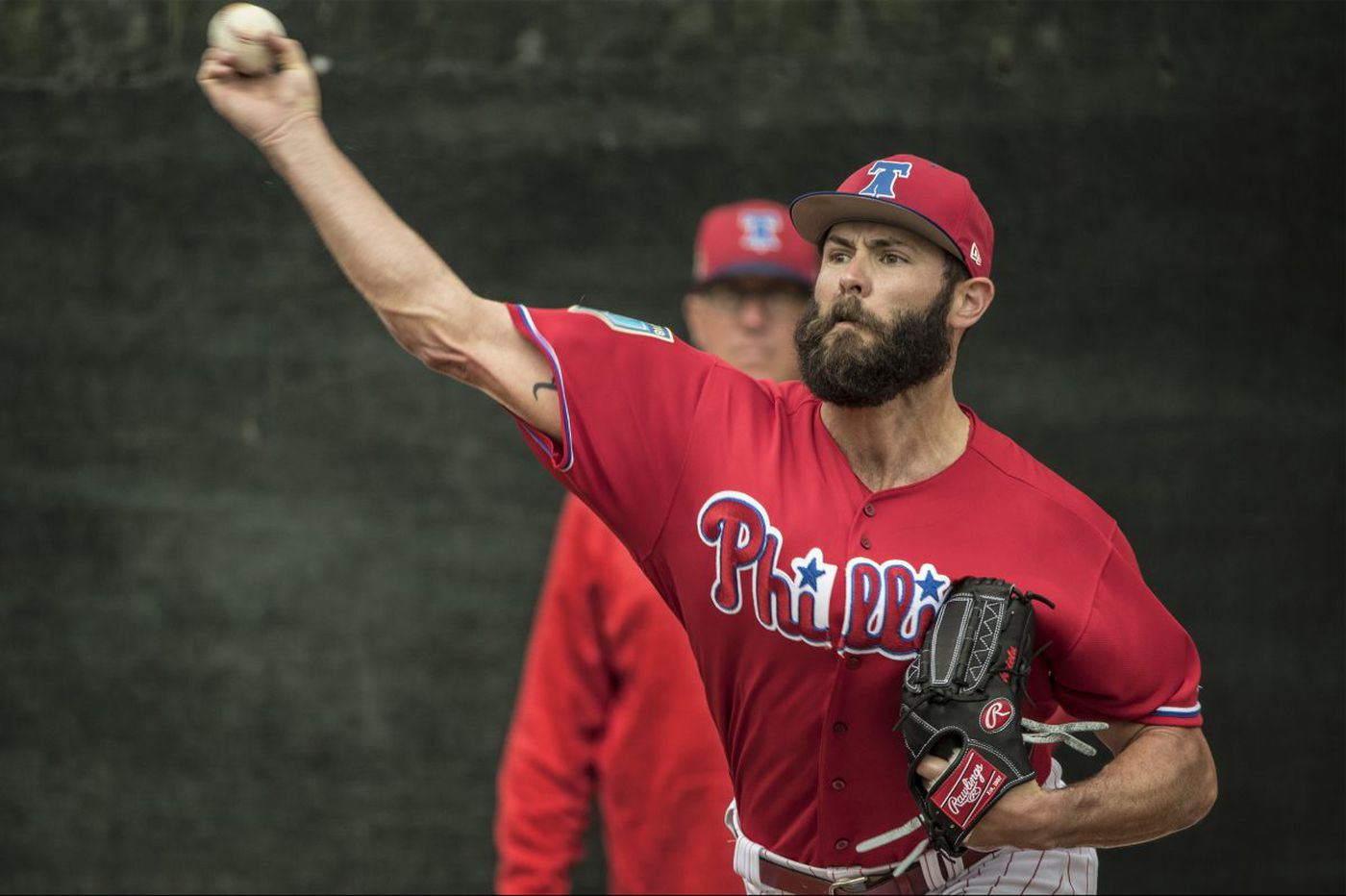 How to watch Jake Arrieta's Phillies spring training debut