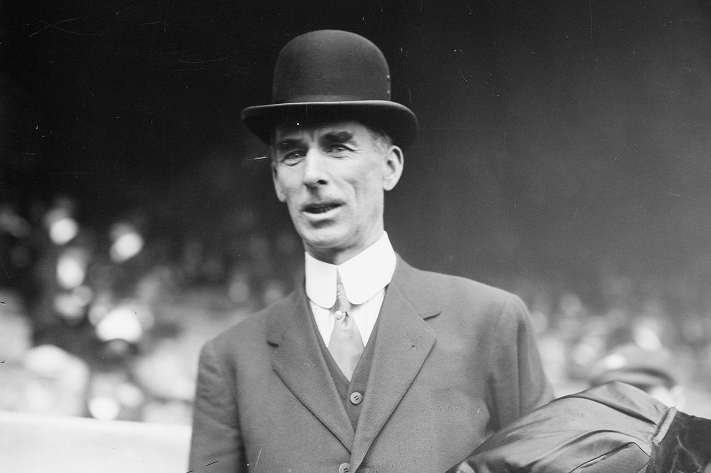 A lifelong mission to tell Connie Mack's story