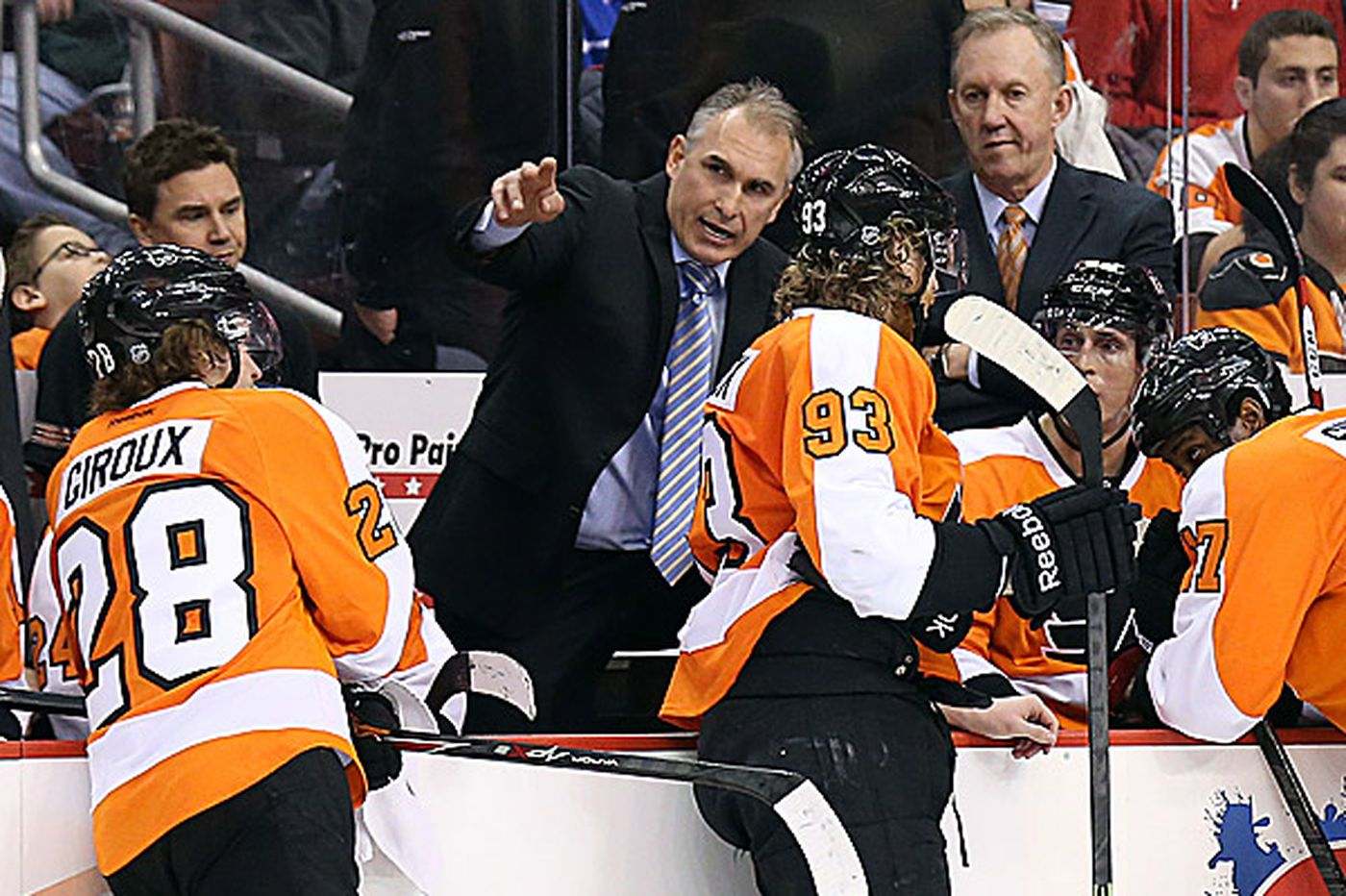 Flyers proving playoff-ready