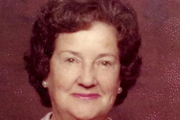 Sally P. Linvill