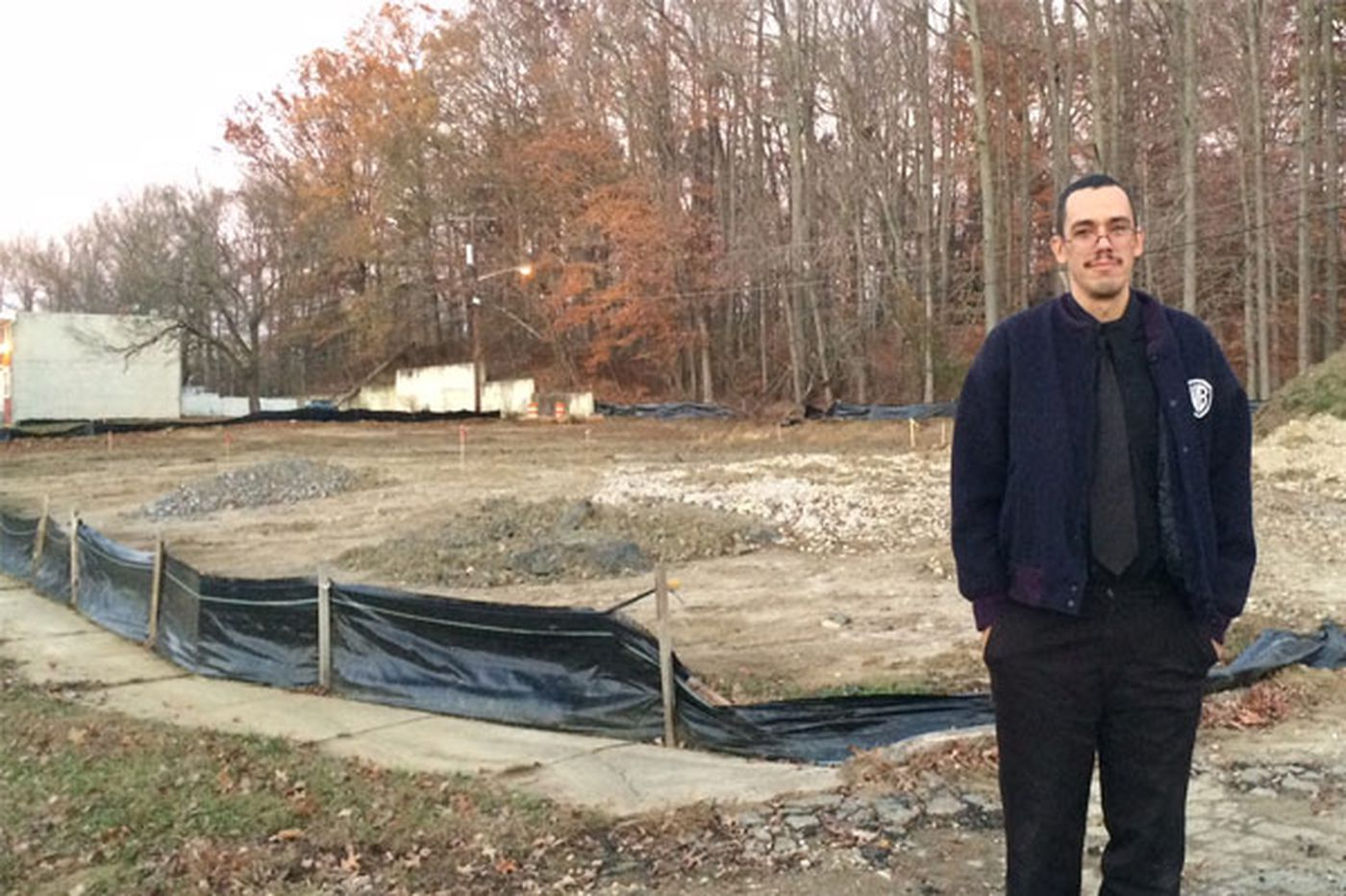 Movement toward new houses at Mount Holly Gardens