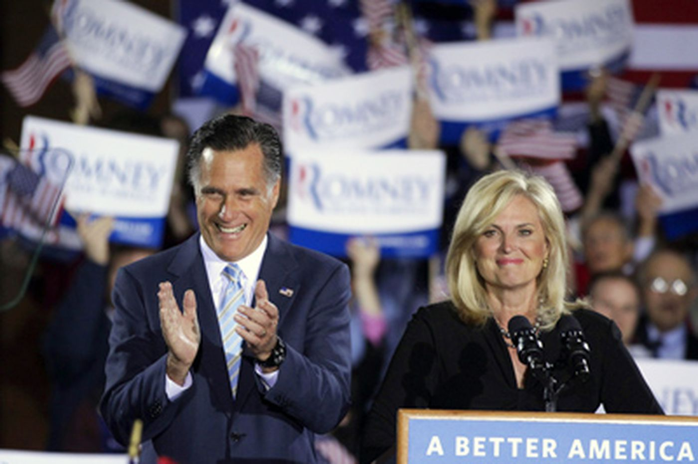 Romney romps in Pa., 4 other states