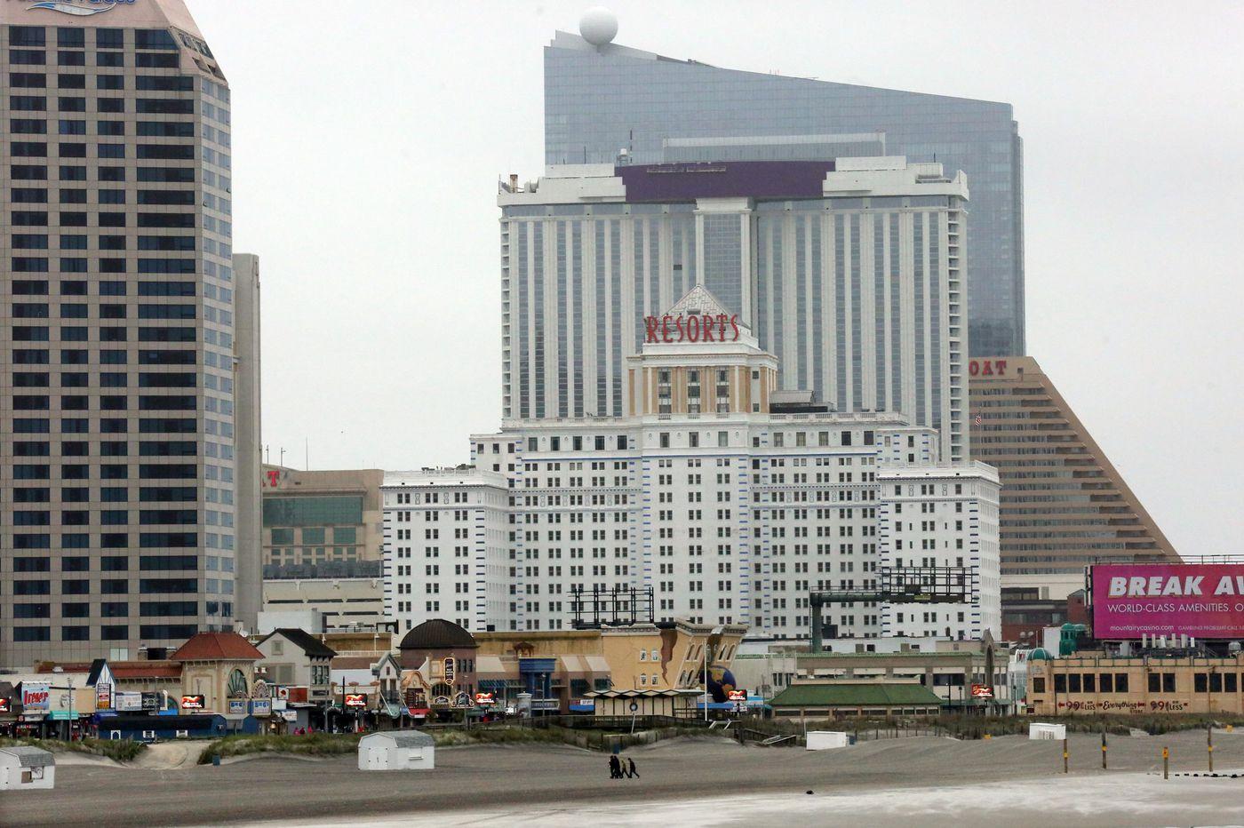 Atlantic City's Resorts sportsbook set to open Wednesday
