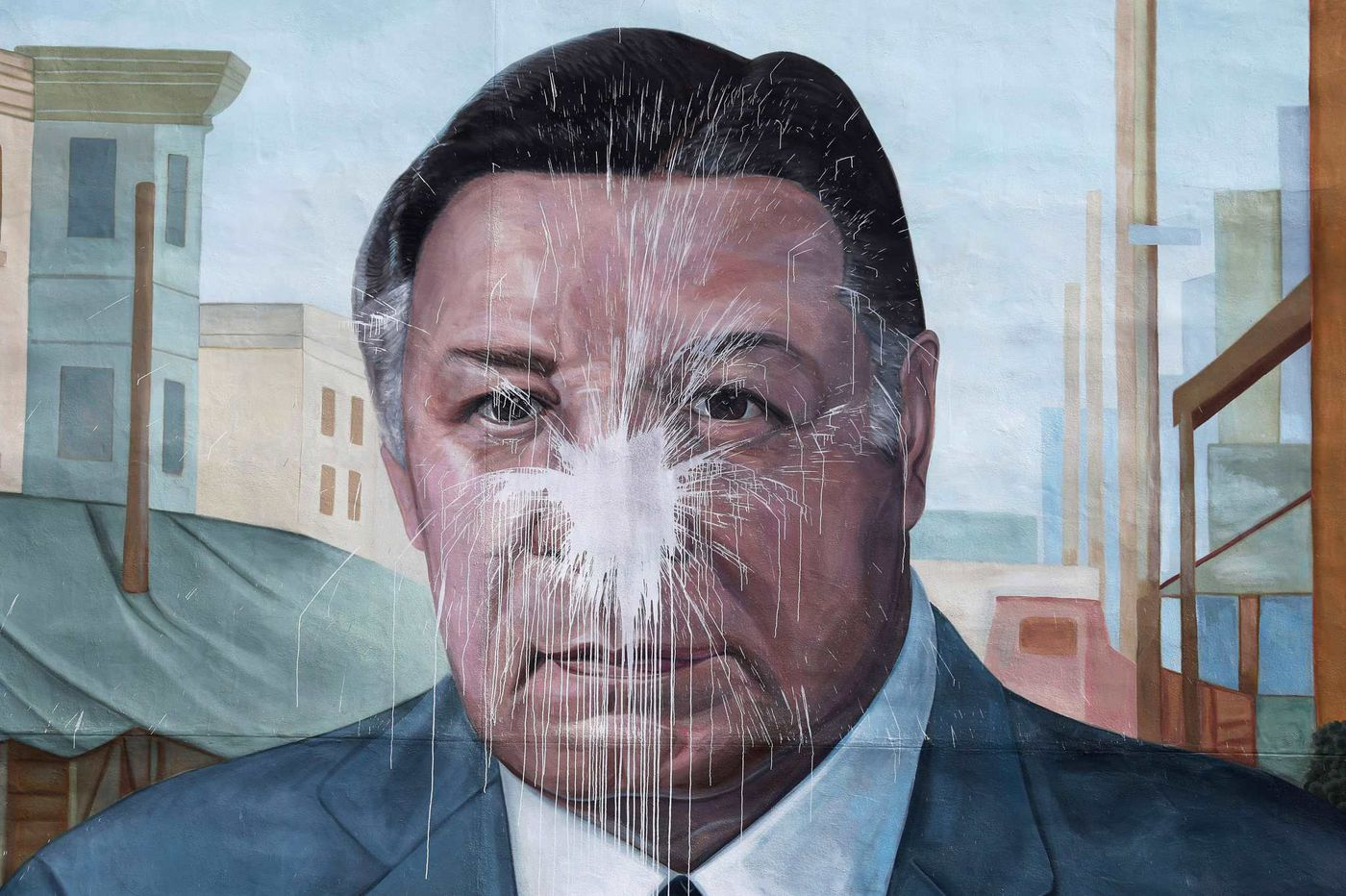 Why Philadelphia's murals are not vandalized more often