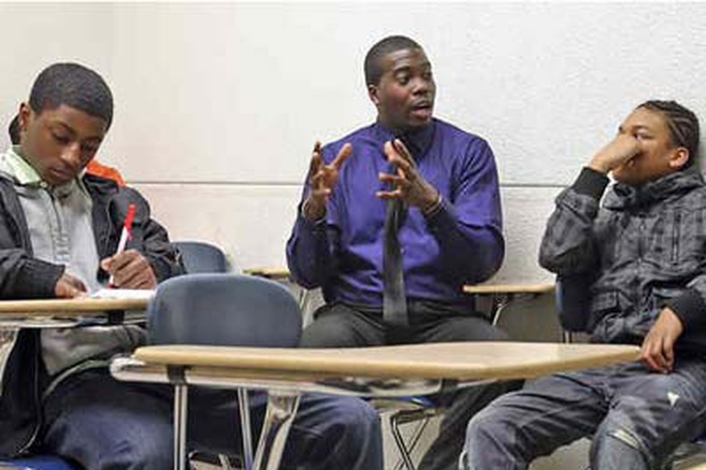A successful program to aid at-risk juveniles is caught in the budget vise