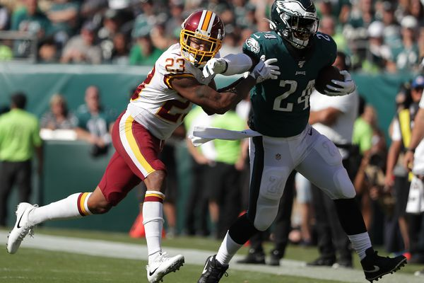 Eagles could exploit Falcons' run defense