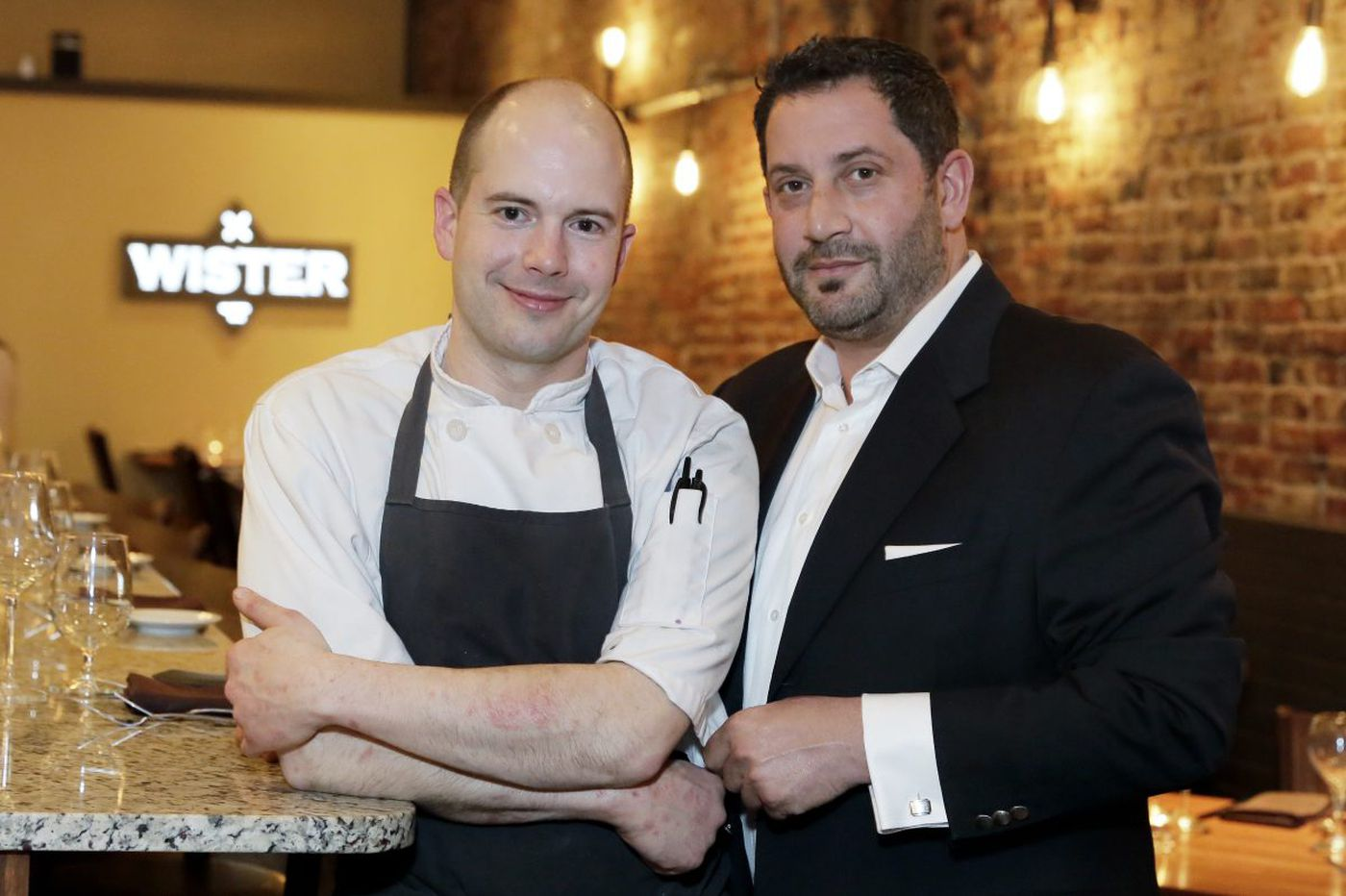 Chef Ben Moore is out at Wister BYOB in Old City