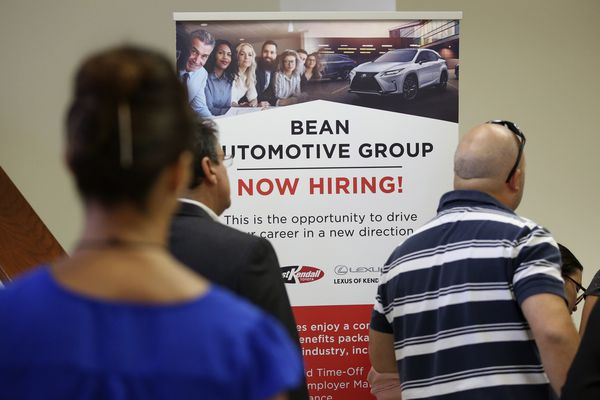 U.S. employment remains strong, 145,000 jobs added in December