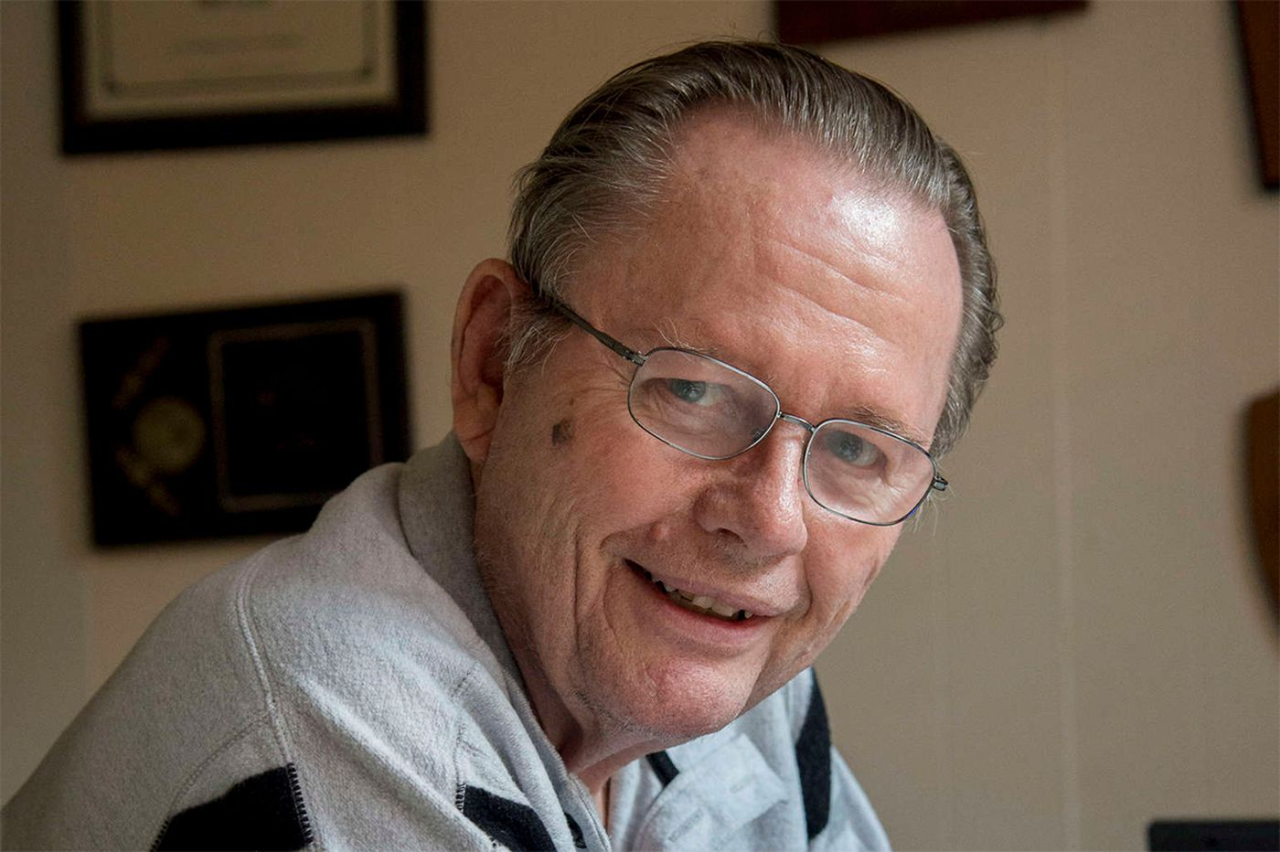 Viewing for Bill Lyon to take place in Newtown Square on Friday