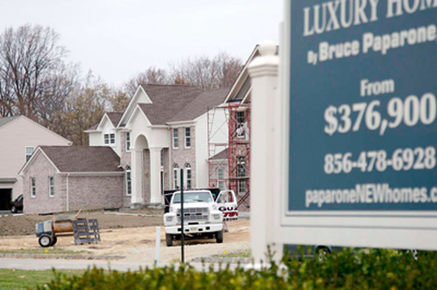 Home Economics: Amid deep contraction in the market for new homes, a South Jersey builder finds a bright spot