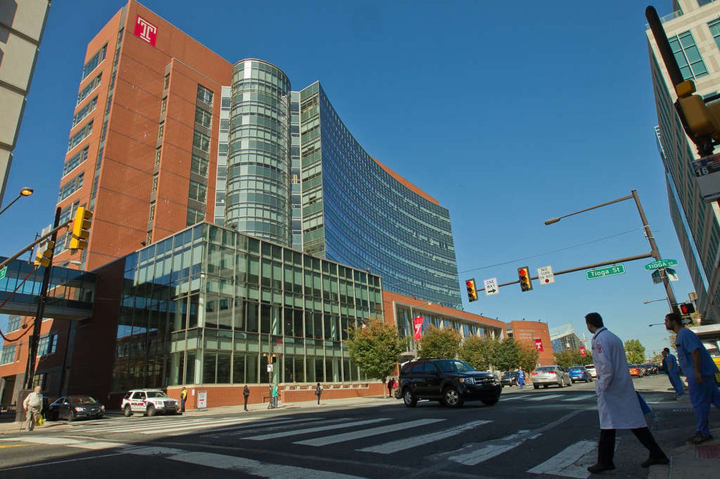 Suspect in custody after 'potential threat' directed at Temple's Lewis Katz School of Medicine