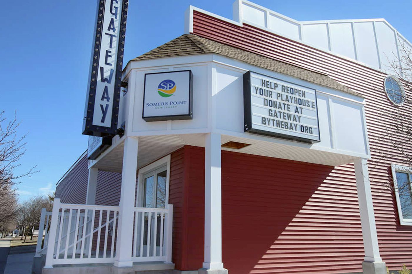 Gateway Playhouse renovation takes center stage