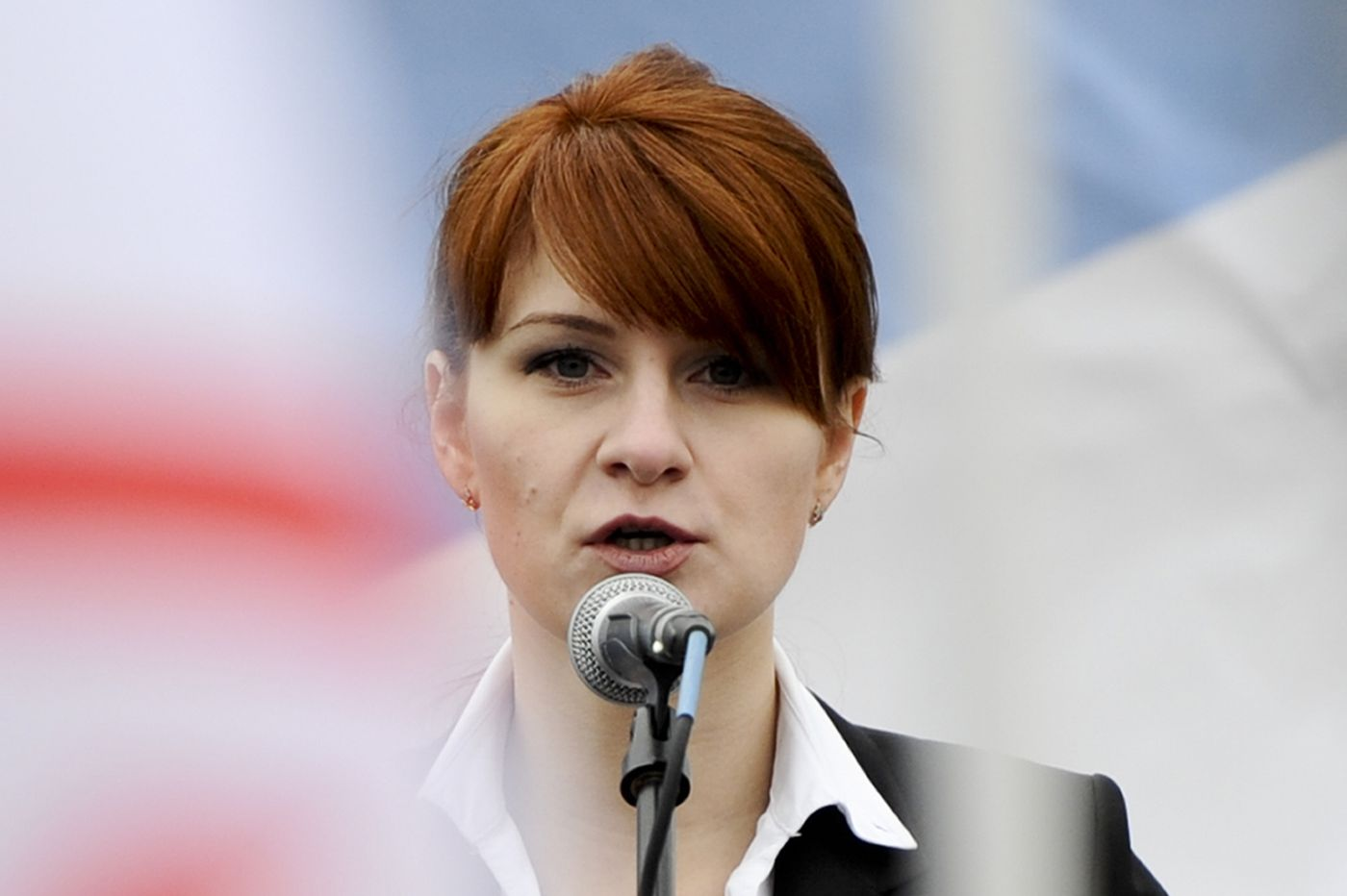 Russian agent Butina shouldn't serve any more time in prison, her lawyers say