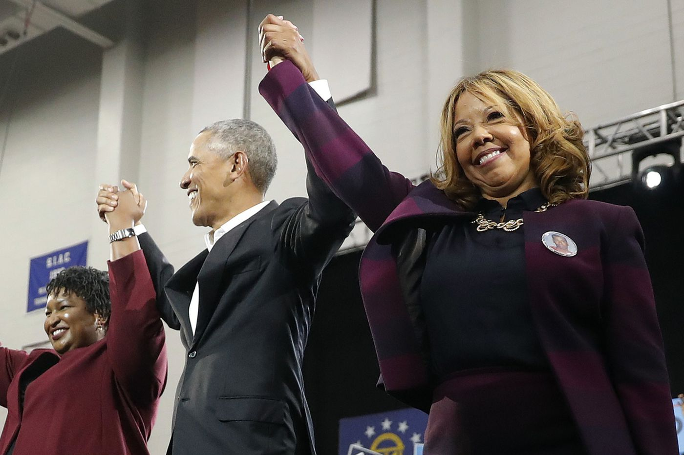 Democrats flip another solidly Republican seat, this time in Georgia