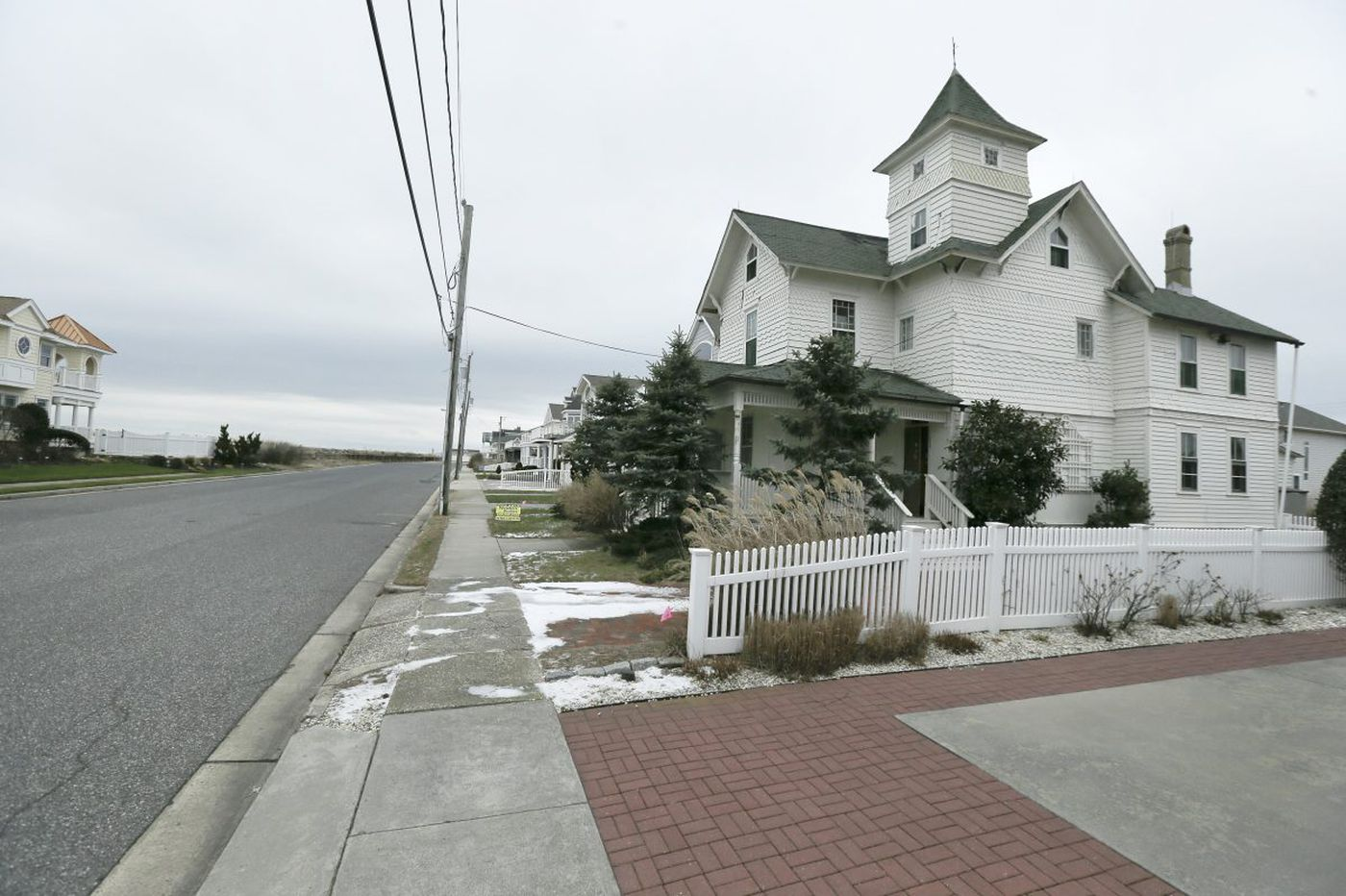 At Shore, a last-minute effort to save an old house has odds stacked against it