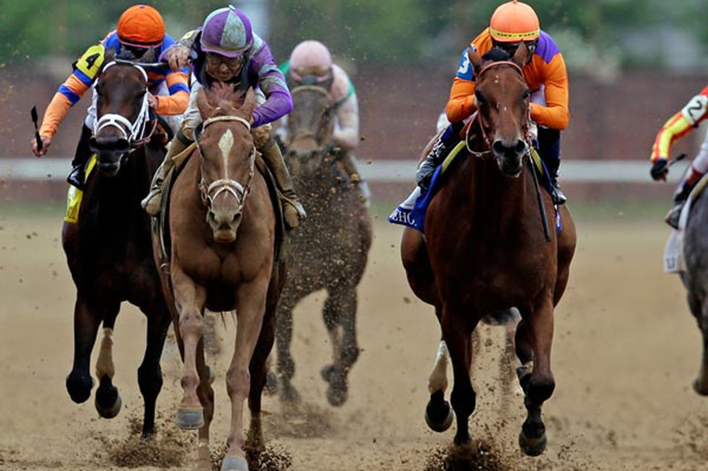 Wide-open race expected in 139th Kentucky Derby
