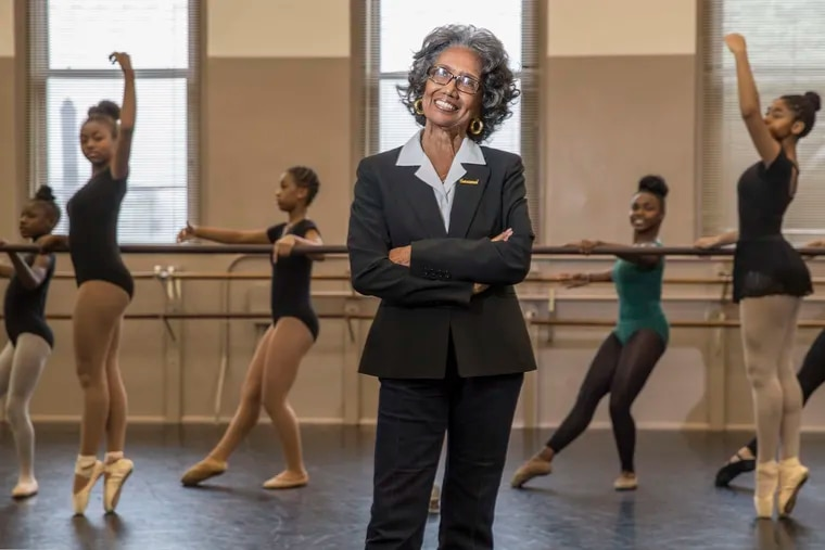 When Joan Myers Brown founded Philadanco in 1970, it didn't set out to start a black ballet company but to offer options for black children who wanted to dance. She has been chosen as a member of the Philadelphia Inquirer's Business Hall of Fame in recognition of her professional achievements.