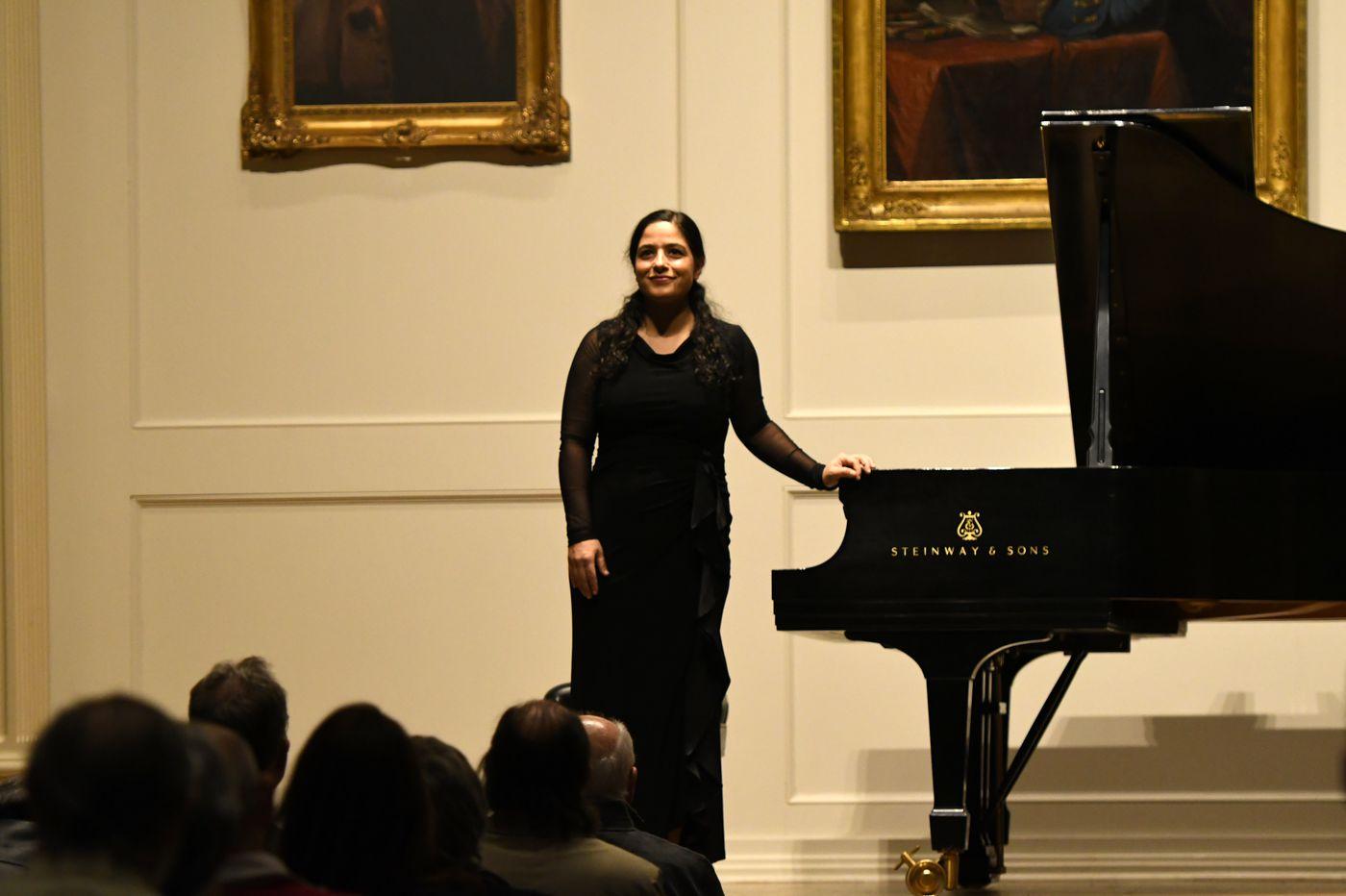 In Philadelphia debut, pianist Einav Yarden is an intriguing personality