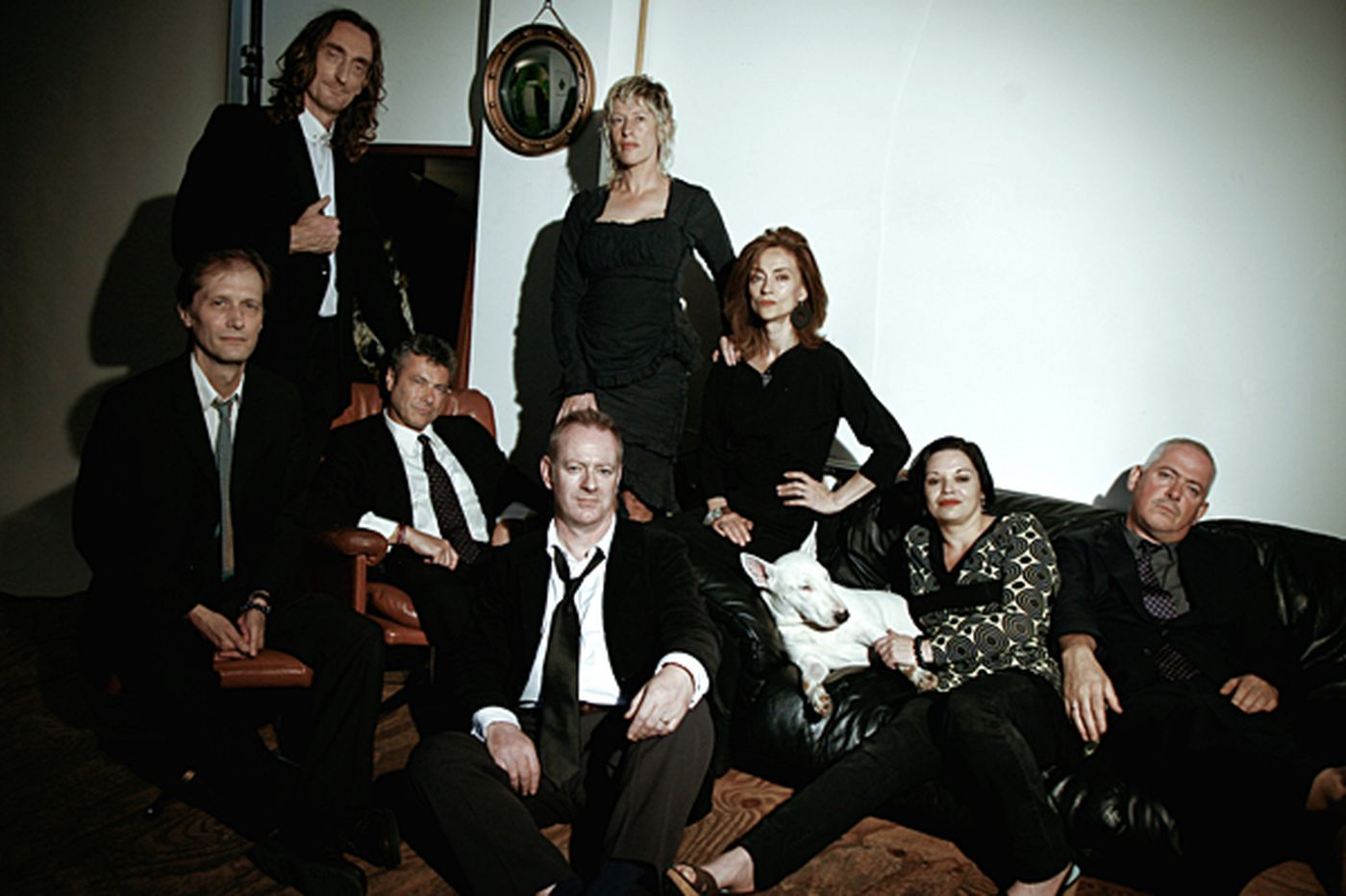 The Mekons, keeping it rough and ready