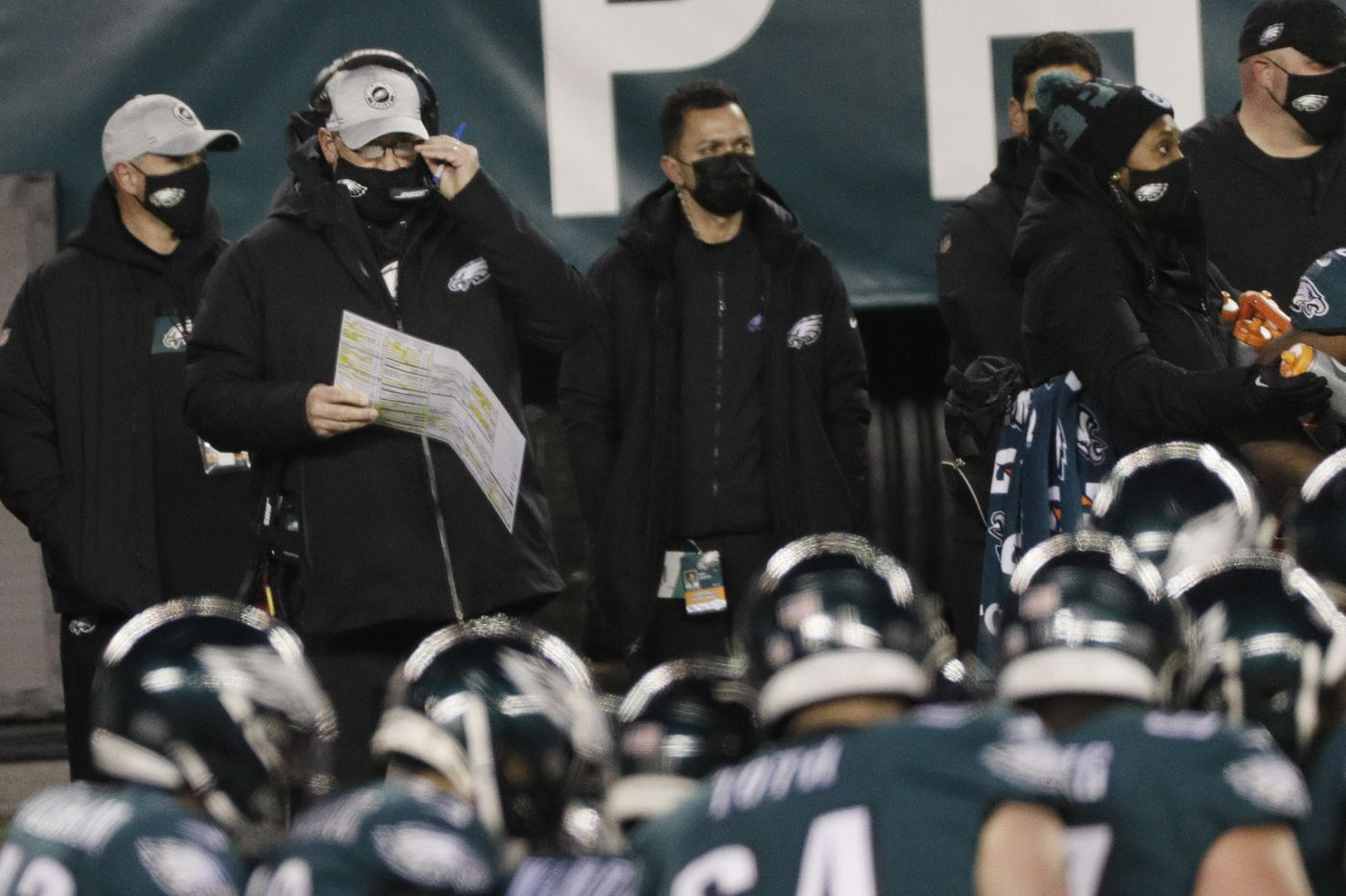 Doug Pederson's initial Eagles coaching suggestions underwhelmed Jeffrey Lurie