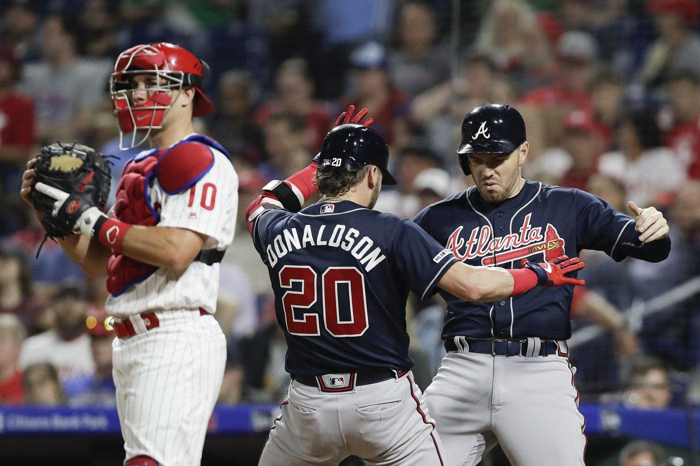 Phillies face wide talent gap when compared to Braves | Bob Brookover