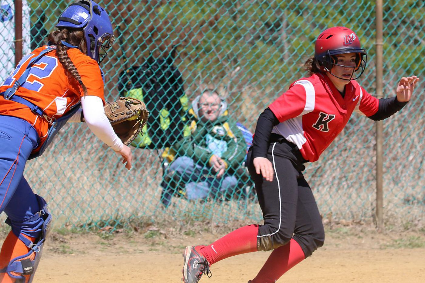 Wednesday's South Jersey roundup: Danielle Dominik tosses complete game for Kingsway