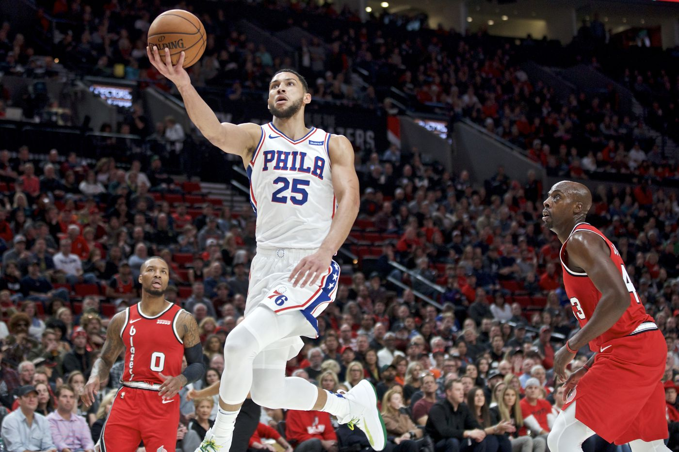 Sixers' Ben Simmons delivers clutch free throws in comeback win over Trail Blazers