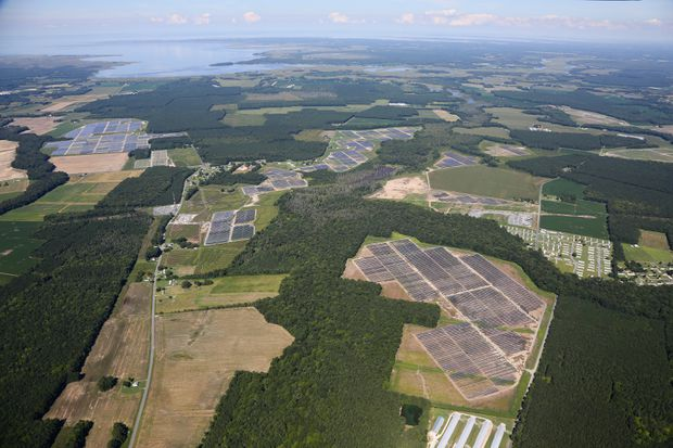 Large new solar farm would be built to supply electricity for Philly-owned buildings