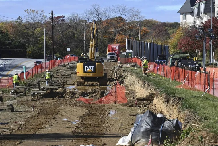 The PUC has lifted its suspension of construction of Sunoco's Mariner East 2 pipeline after fining the company $12.6 million.