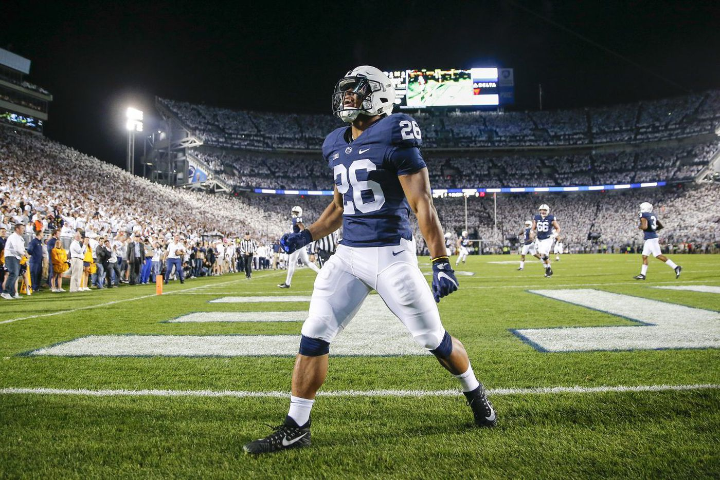 Saquon Barkley announces he will leave Penn State and enter NFL draft