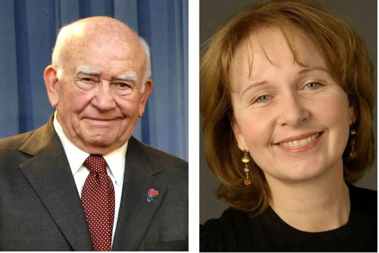 Ed Asner and Kate Burton will do a concert reading in Philadelphia in observation of International Holocaust Remembrance Day.