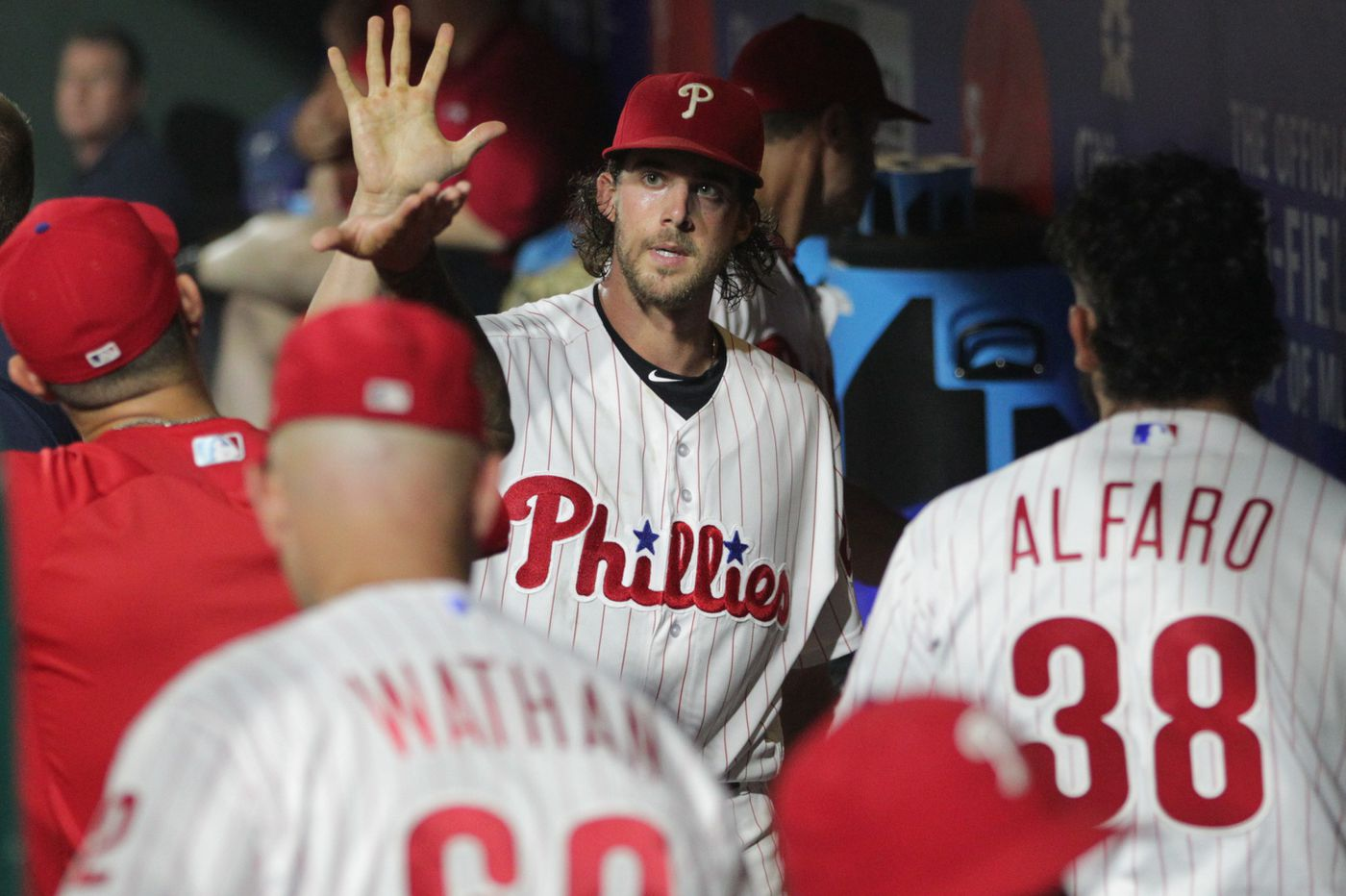 What a contract extension for Phillies ace Aaron Nola might look like