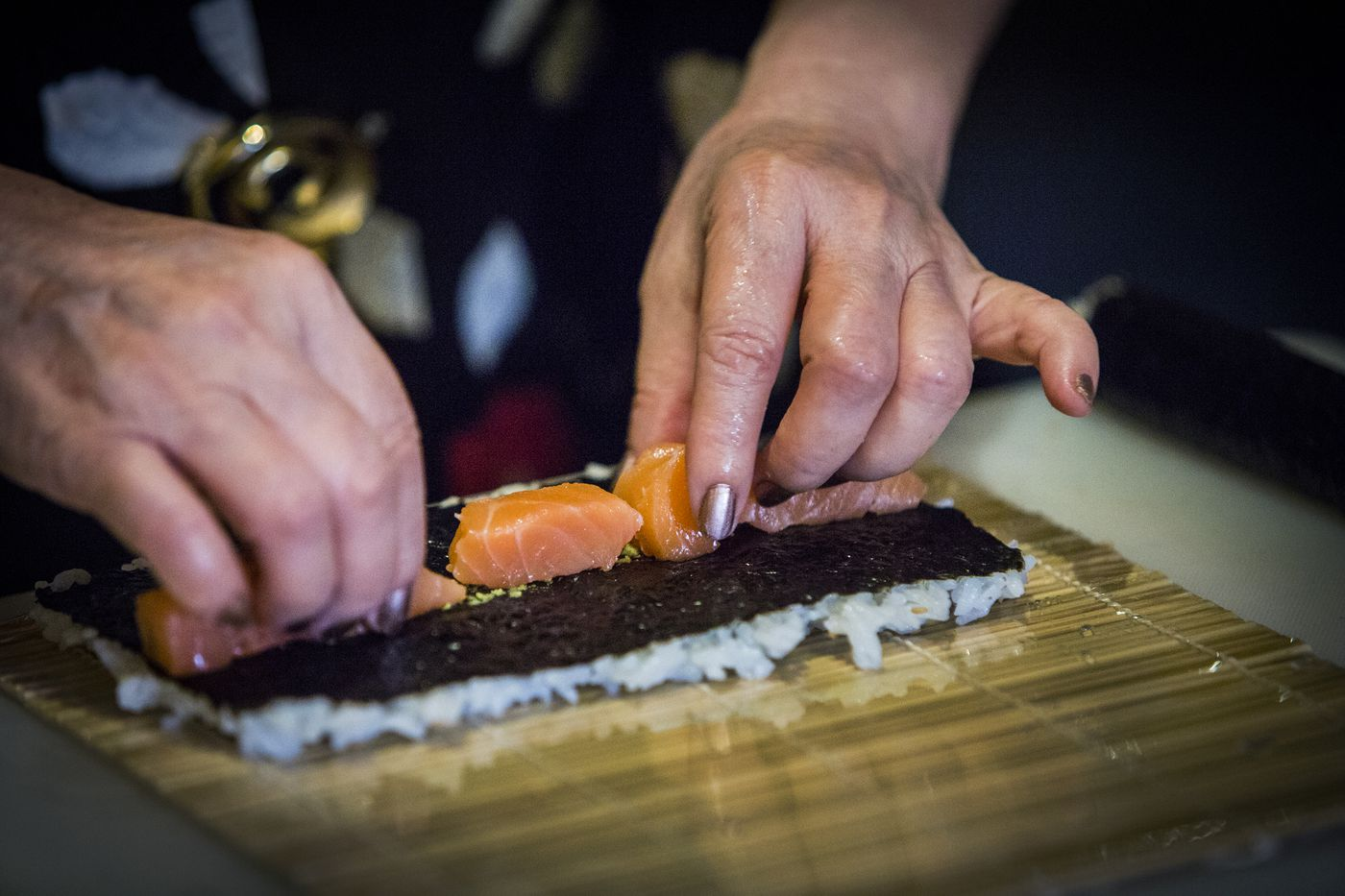 Society Hill's 'Queen of Sushi' says she invented the Philadelphia roll | We the People