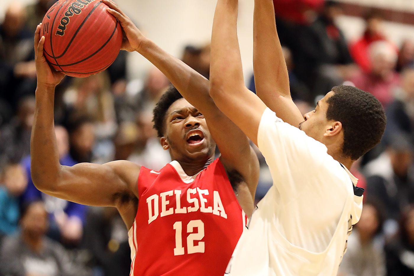 Friday's South Jersey roundup: Javon Gordon stuffs the stat sheet in Delsea boys' basketball win over Oakcrest