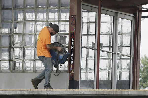 With PATCO flooded, riders adapted to a trainless commute