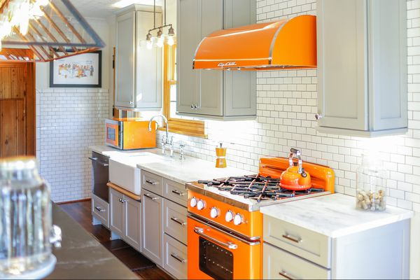 Ask Jennifer Adams: How to add color to your kitchen with new appliances