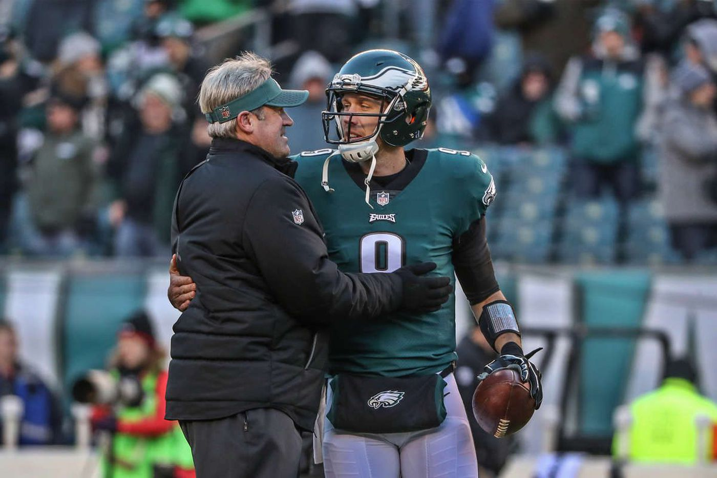 Nick Foles' wild ride to the NFC championship game