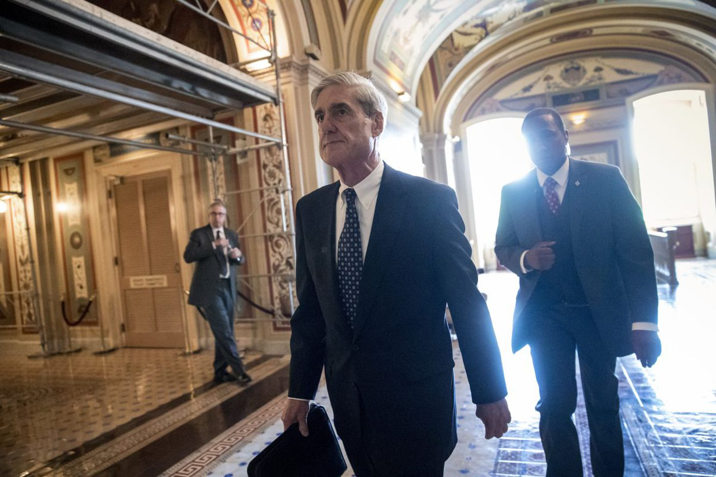 Mueller's swift moves signal mounting legal peril for the White House