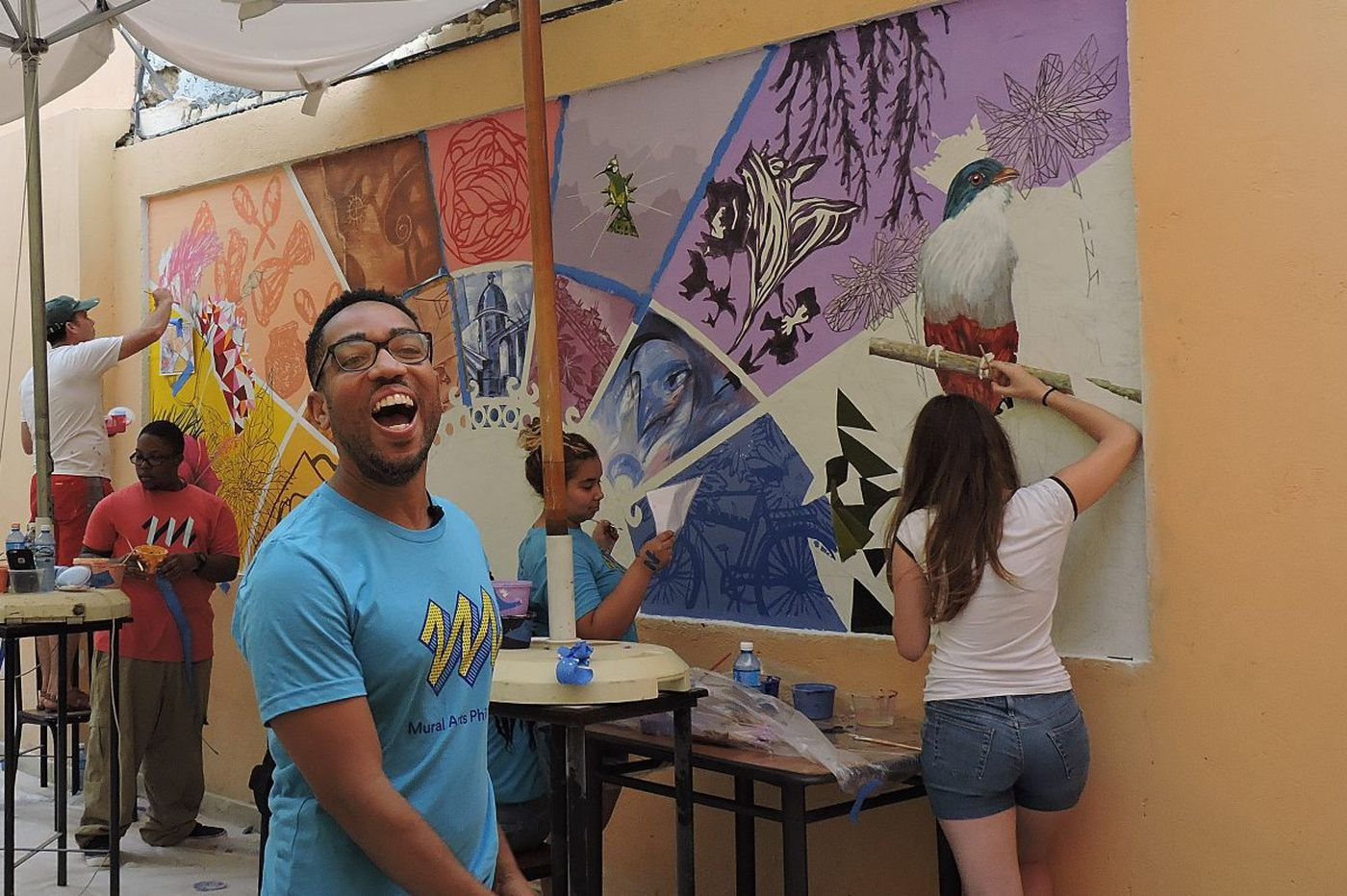 Why Philly Mural Arts is going national, with projects in Detroit, Memphis, Akron