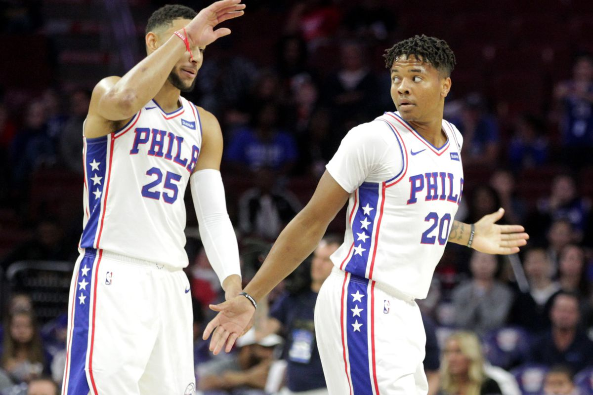 Rendell: Optimism for Sixers heading into new season