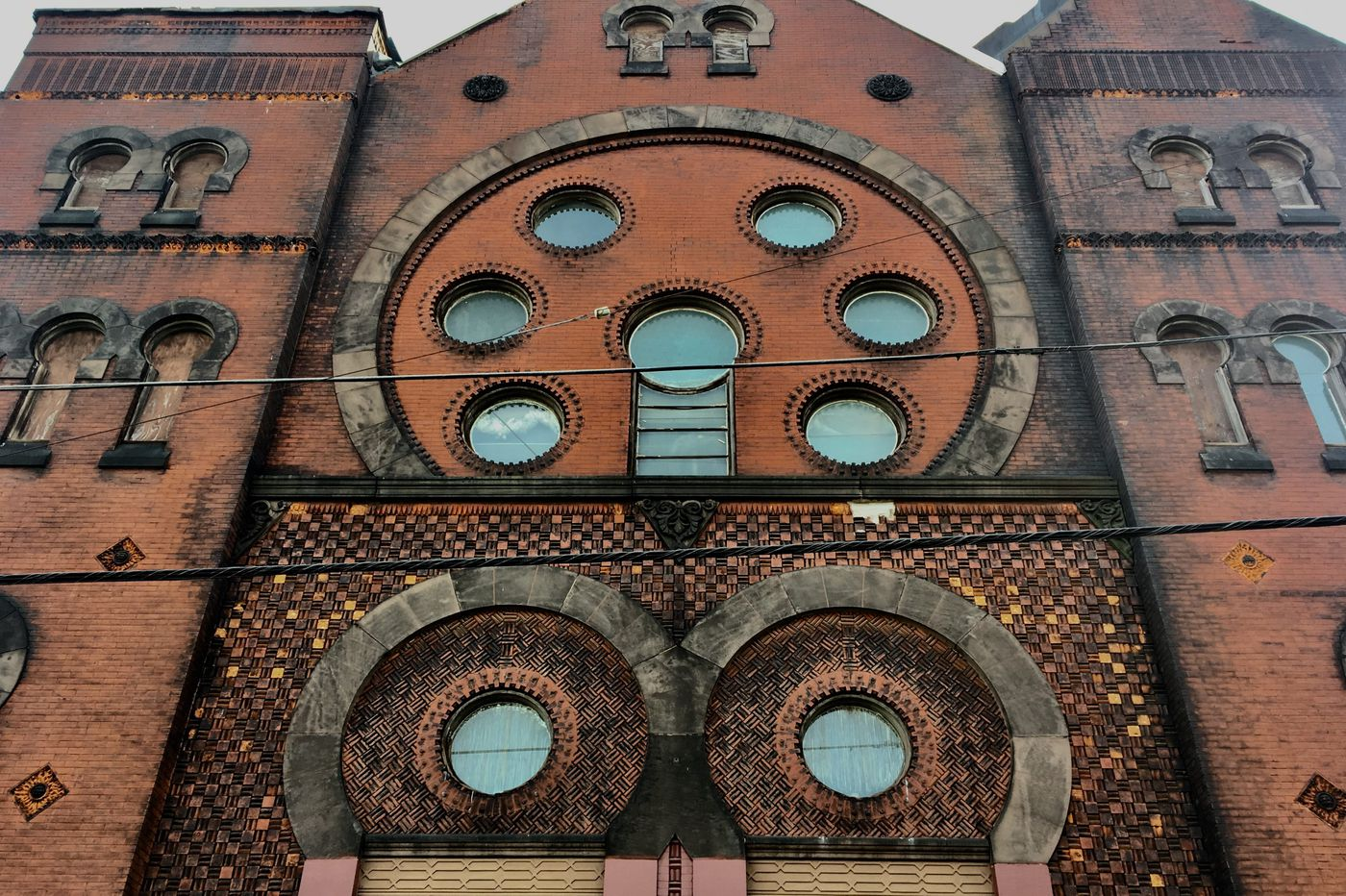 In North Philadelphia, Moorish-style synagogue tells the story of aspiration and change