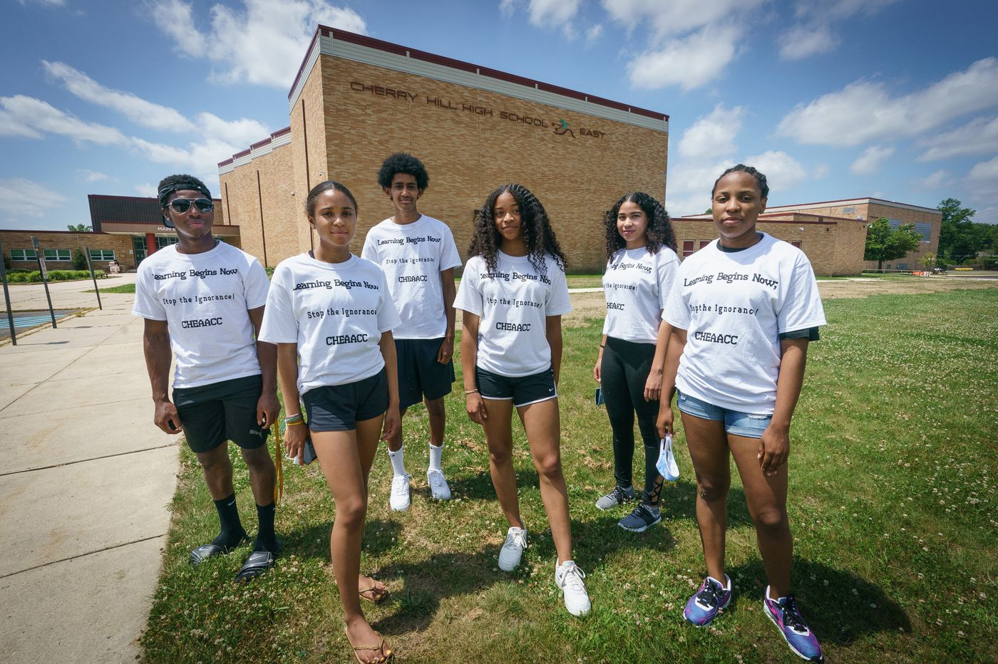 Philly-area students, alumni are demanding their schools address systemic racism